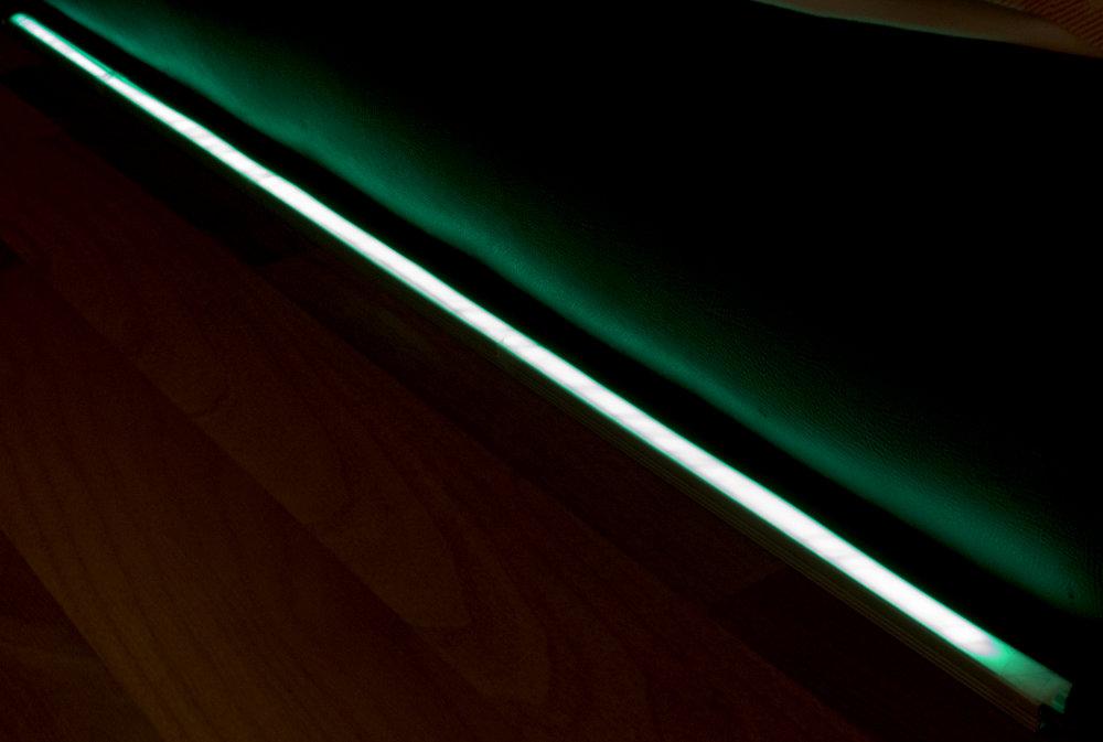 All Night Glow Tube Lighting Glowing